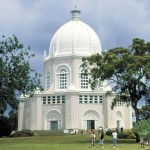 The Baha'i House of Worship in Sydney, Australia.