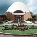 The Bahá'í House of Worship in Panama City, Panama.