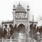 Bahá'í House of Worship in Ashkhabad before its destruction by an earthquake.